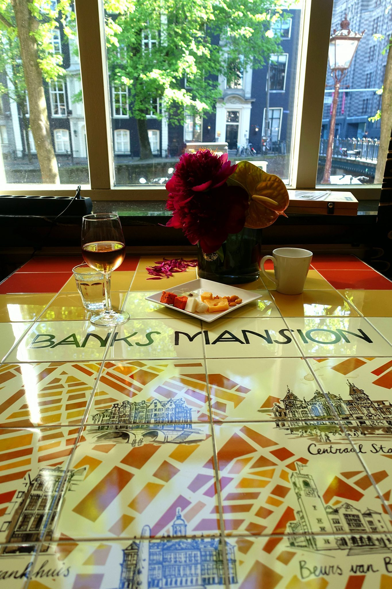 Where to stay in Amsterdam – Banks Mansion Hotel