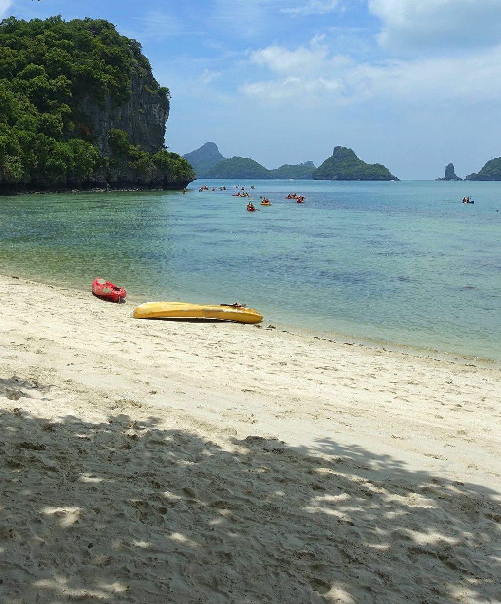 Paradise found - Angthong National Marine Park