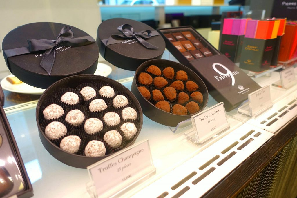 two days in Brussels Pierre Marcolini