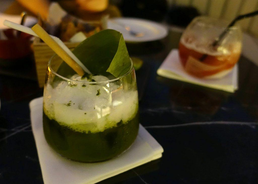 Lebua Sky Bar cocktails