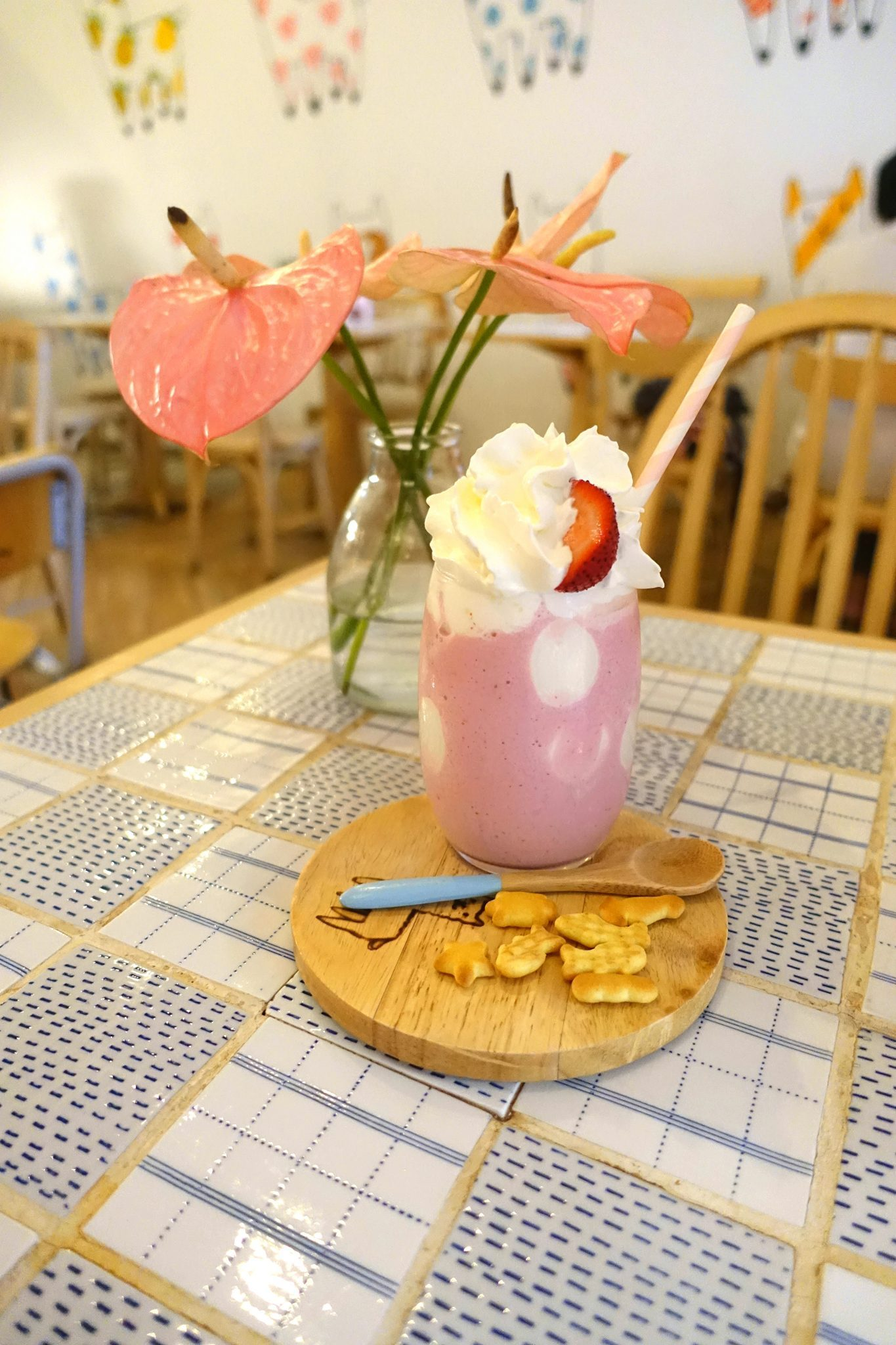 The sweetest place in Bangkok: Nahim Cafe