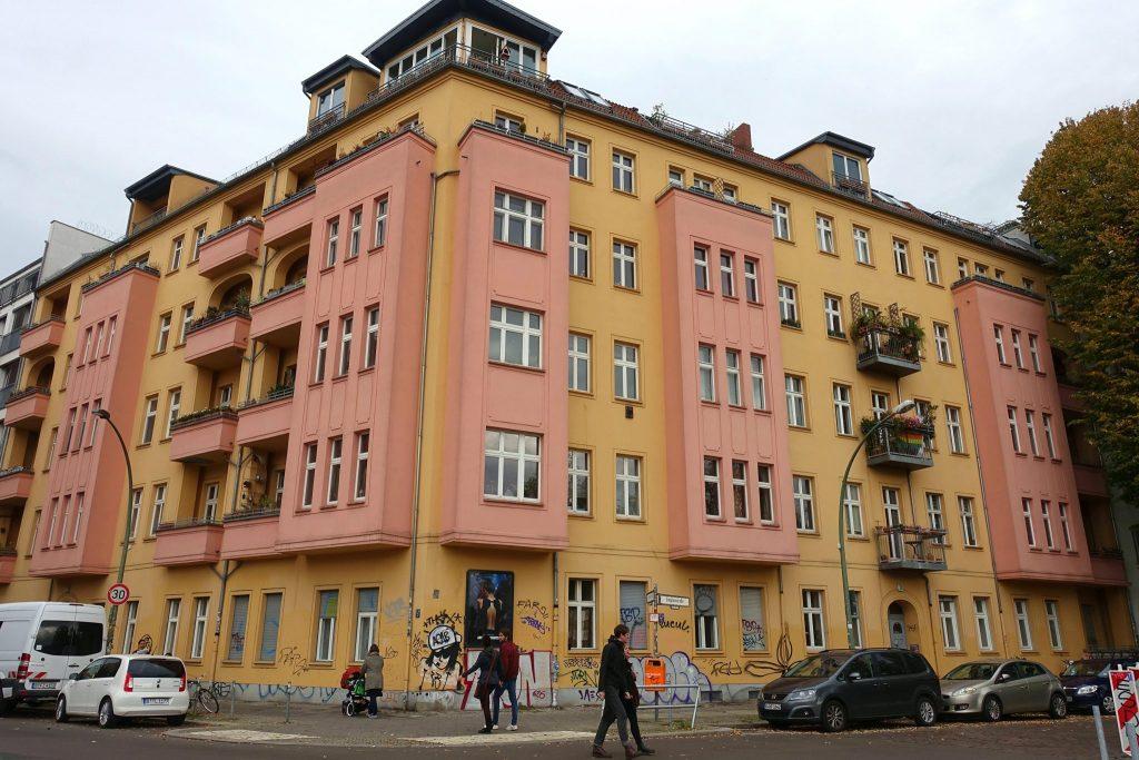 Bereich Friedrichshain-Kreuzberg