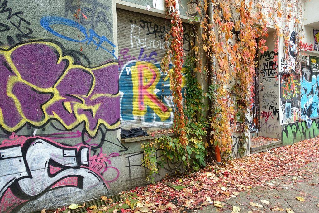 Bereich Friedrichshain-Kreuzberg street art
