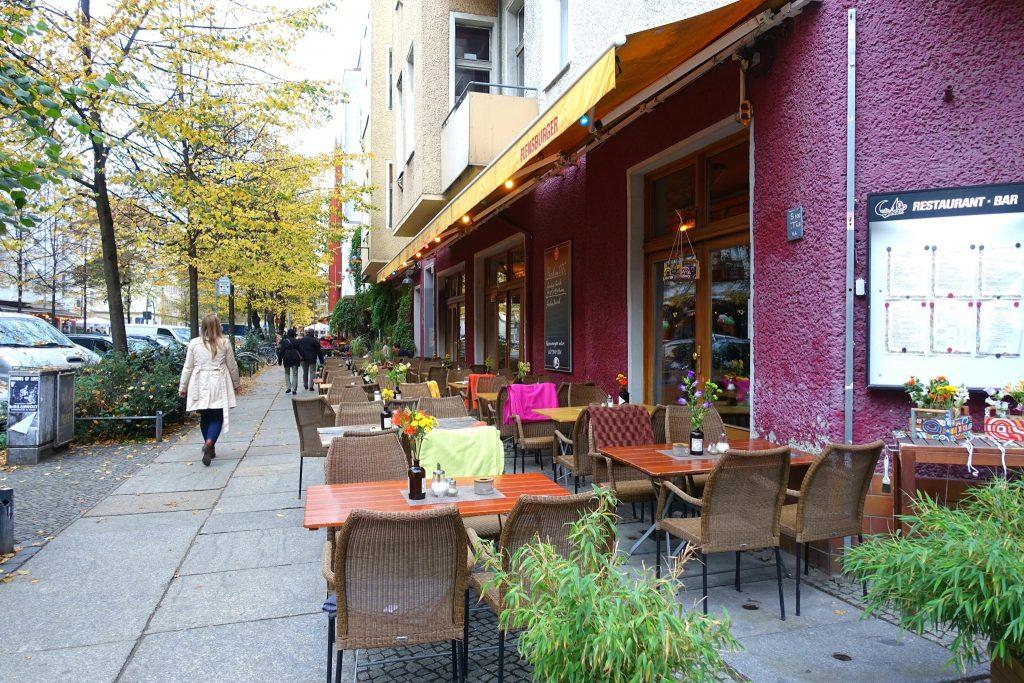 Berlin Friedrichshain-Kreuzberg little shops