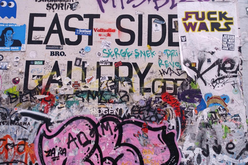 Bereich Friedrichshain-Kreuzberg East Side Gallery