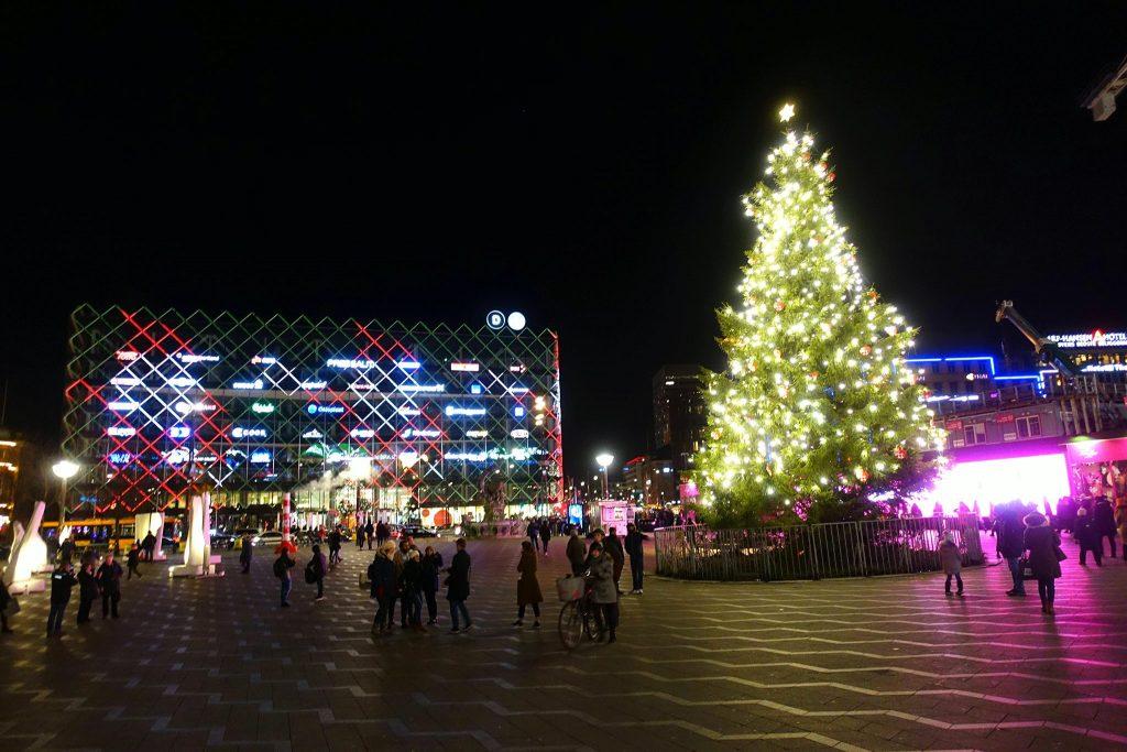 Christmas time in Copenhagen