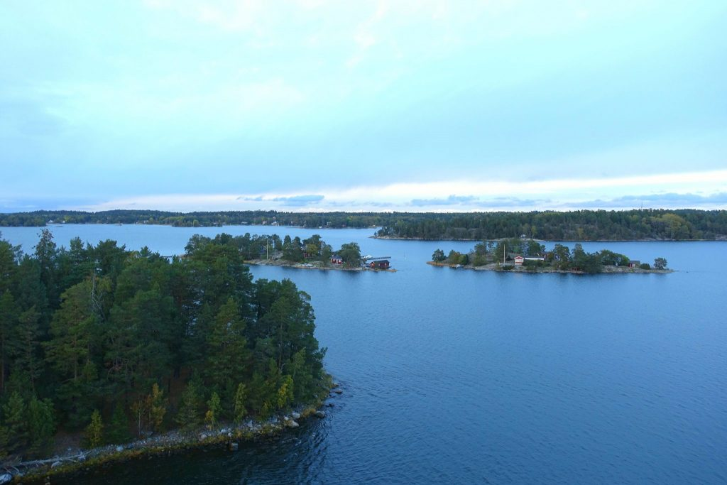 Tallink Silja cruise Sweden