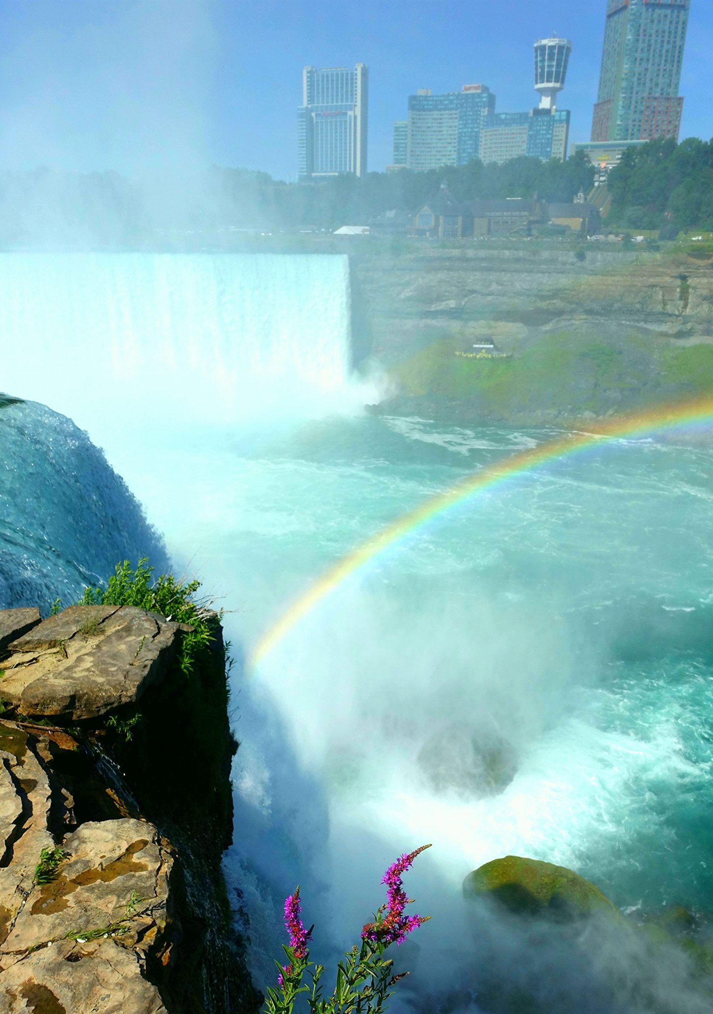Visiting the Niagara Falls – 5 great tips for an amazing day