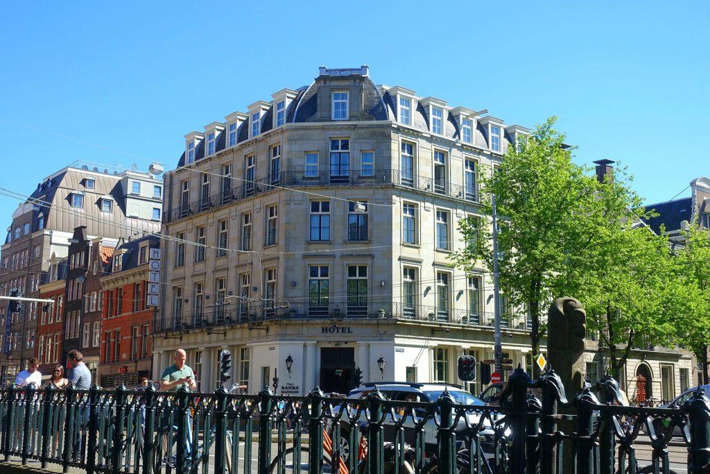 Banks Mansion Hotel Amsterdam Karo Adores